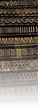Glosario tipográfico