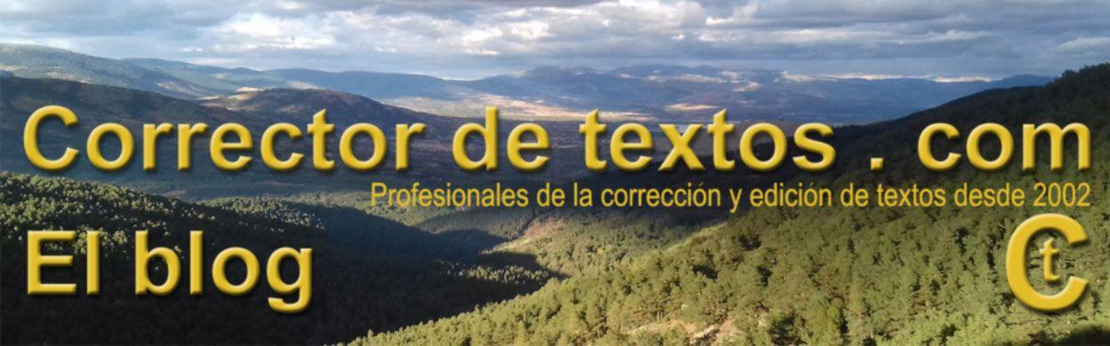 Blog correctordetextos.com